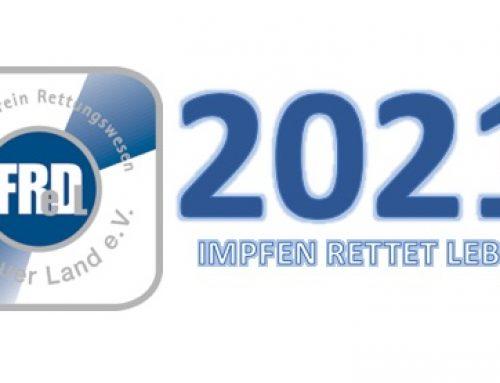 2021 – Wir schauen nach vorne!